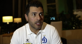 Dinamo Moskova'da bir Türk teknik adam: Volkan Bulut