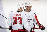 NHL'de Washington Capitals deplasmanda galip