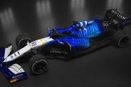 Williams Racing yeni aracını tanıttı