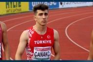 İlyas Çanakçı yarı finale yükseldi