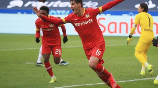 Bundesliga 24.Hafta| B.Mönchengladbach - B.Leverkusen (Özet)