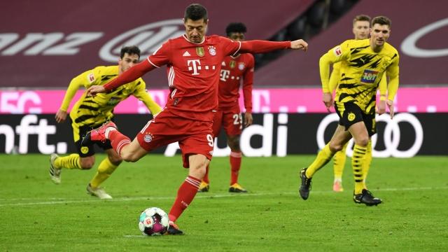 Bundesliga 24.Hafta| Bayern Münih - Borussia Dortmund (Özet)
