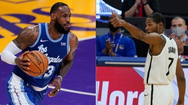 NBA All-Star 2021 için geri sayım başladı