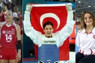 İlham kaynağı olan Türk kadın sporcular