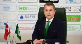 """""""Giresunspor Süper Lig'de ses getirecektir"""""""