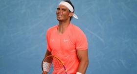 Nadal Madrid Açık'a veda etti