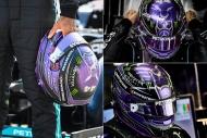 F1 pilotlarının yeni sezon kask tasarımları Haberinin Görseli