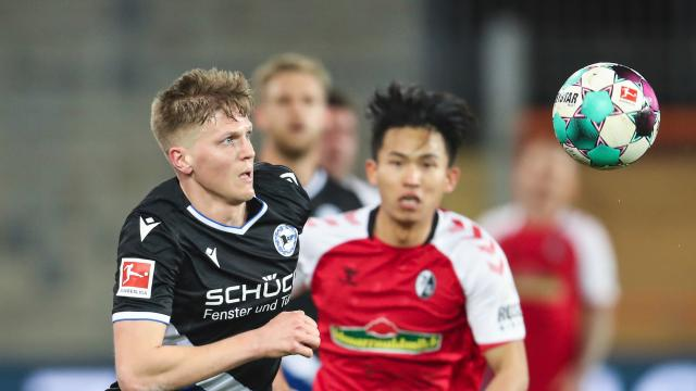 Bundesliga 28. Hafta | A. Bielefeld - Freiburg (özet)