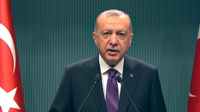 Cumhurbaşkanı Erdoğan 4'üncü Etnospor Formu'nda açıklamalarda bulundu