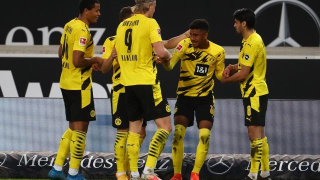 Bundesliga 28.Hafta| Stuttgart - Dortmund (Özet)