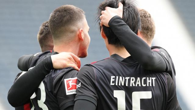 Bundesliga 28.Hafta| Frankfurt -Wolfsburg (Özet)