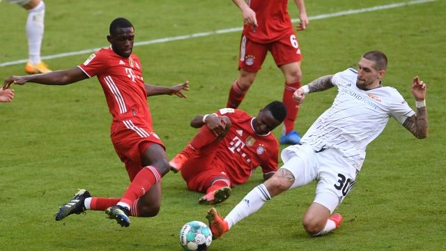 Bundesliga 28.Hafta| Bayern Münih - Union Berlin (Özet)