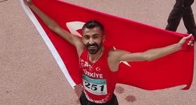 Milli atletler İran'da birinci oldu