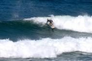 Dünya Sörf Ligi'nde ikinci etab düzenlendi Haberinin Görseli
