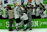 Buz Beykoz ikinci kez şampiyon oldu