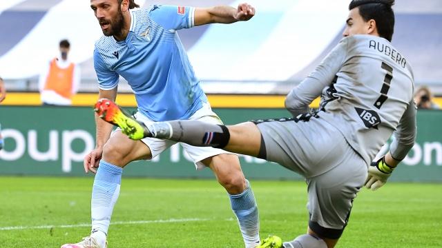 Lazio'da Muriç'e destek