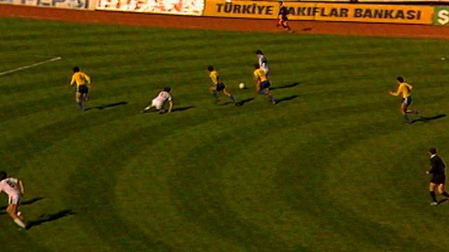 Nostalji | Beşiktaş 1 - 0 Ankaragücü
