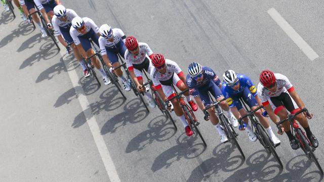 56'ncı Cumhurbaşkanlığı Türkiye Bisiklet Turu'nda heyecan devam ediyor