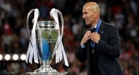 'Büyük maç' ustası: Zinedine Zidane