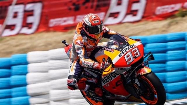 Marquez MotoGP'ye dönüyor