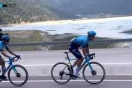 Cumhurbaşkanlığı Türkiye Bisiklet Turu'nda ayrılık