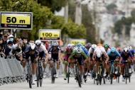56. Cumhurbaşkanlığı Bisiklet Turu'nda dikkat çeken kareler