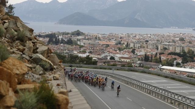 56. Cumhurbaşkanlığı Türkiye Bisiklet Turu'nda 7. gün