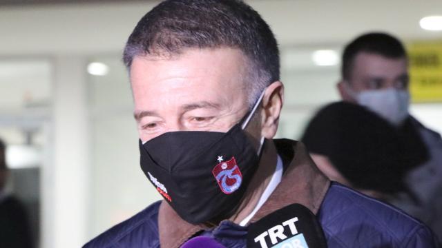 '3 puanı hak eden takım Trabzonspor'du'