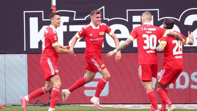 Bundesliga 29. Hafta | Union Berlin - Stuttgart (özet)
