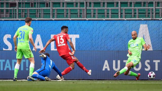 Bundesliga 29. Hafta | Wolfsburg - Bayern Münih (özet)