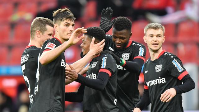 Bundesliga 29. Hafta | B. Leverkusen - Köln (özet)