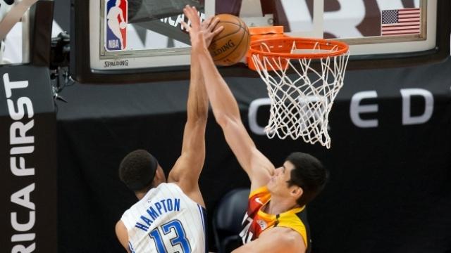 Ersan İlyasova'nın 20 sayısı, Utah Jazz'e yetmedi