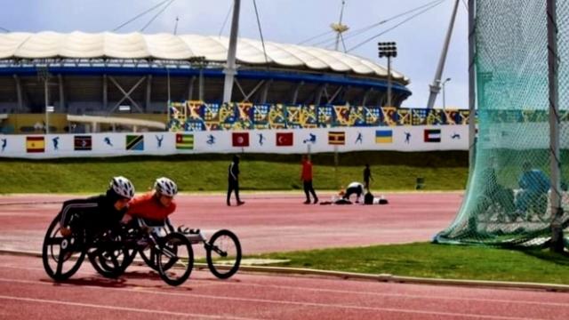 2021 Dünya Para Atletizm Grand Prix