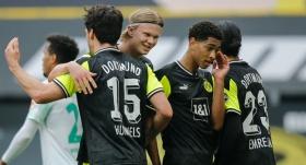 Borussia Dortmund zorlanmadı