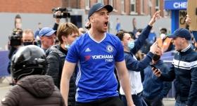 Chelsea taraftarlarından büyük tepki