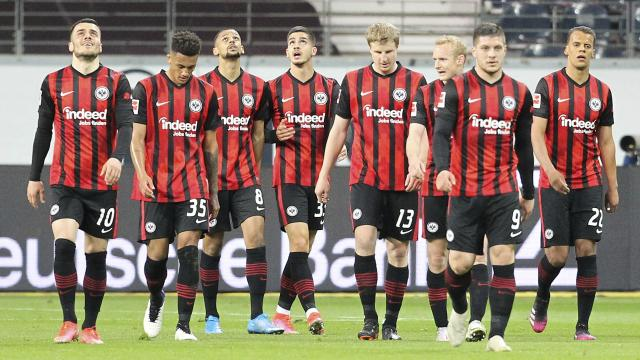 Bundesliga 30. Hafta | E. Frankfurt - Augsburg (özet)