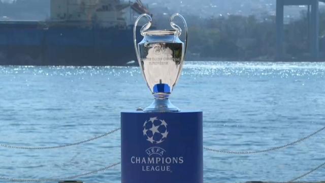 Şampiyonlar Ligi kupası İstanbul'da