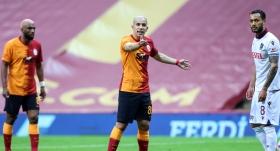 Galatasaray son 8 maçta sadece 2 kez kazandı