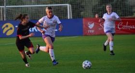 Kadınlar Futbol Ligi'nde heyecan sürüyor