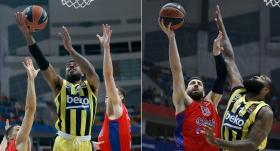 Fenerbahçe Beko serinin ilk maçında mağlup