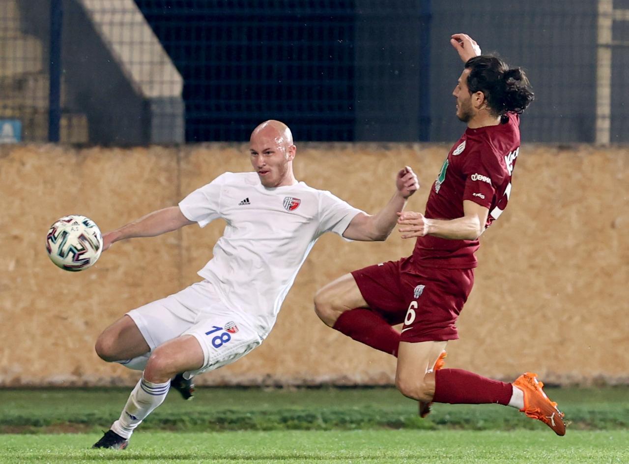 2. Ankaraspor küme düşen ikinci takım oldu