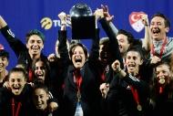 Beşiktaş Vodafone şampiyon oldu