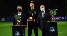 """Ahmet Nur Çebi'den """"kadın futbolu"""" sözü"""