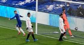 Şampiyonlar Ligi'nde ikinci finalist Chelsea