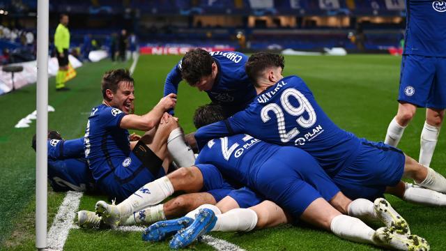 İstanbul biletini Chelsea kaptı