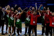 FIBA Şampiyonlar Ligi'nde Sekizli Final heyecanı sürüyor