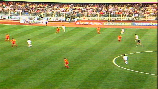 1989-90 | Galatasaray - Beşiktaş (Özet)