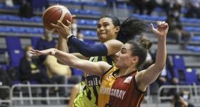 Derbide kazanan Fenerbahçe Öznur Kablo