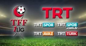 Büyük heyecan! 7 maç TRT SPOR'da