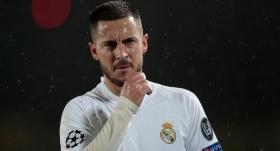 Eden Hazard, Real Madrid taraftarından özür diledi